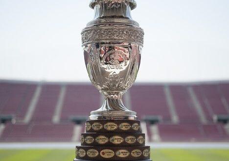 Copa America top goal scorers