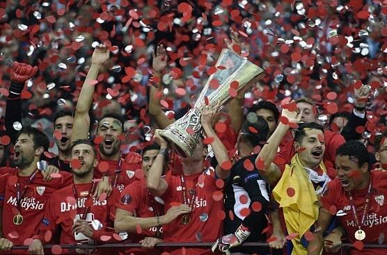 Dnipro vs Sevilla 2-3 goals video highlights