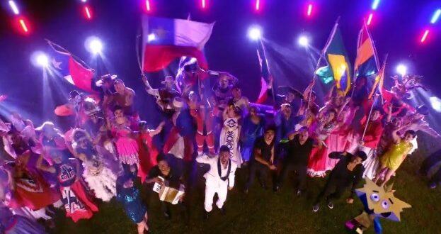 Lyrics of Copa America 2015 theme song
