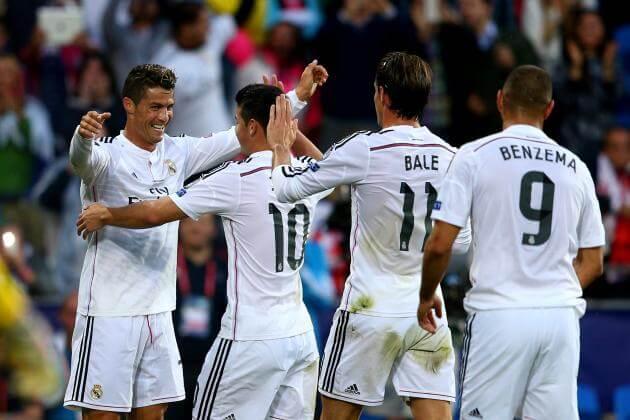 Real Madrid vs Sevilla telecast in India