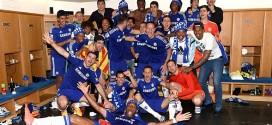 Twitter reactions to Chelsea Premier League win