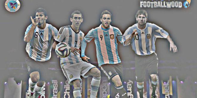 Argentina Copa America 2015 HD Wallpapers