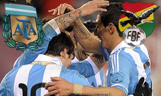 Argentina vs Bolivia Live Streaming