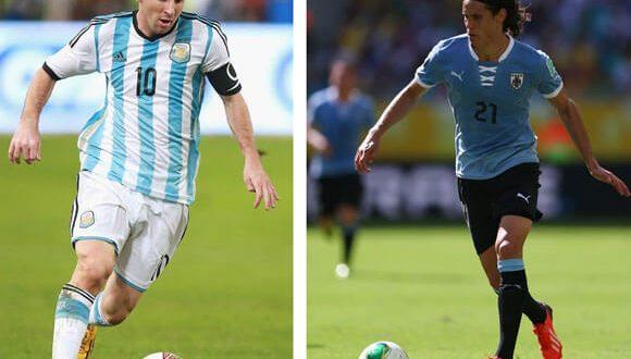 Argentina vs Uruguay Free Live Streaming 2015 Copa America