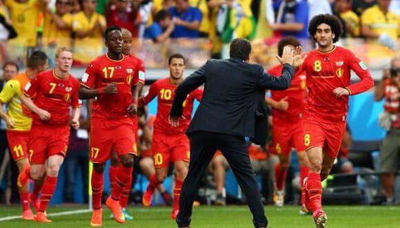 Belgium ranks 2nd In FIFA Ranking