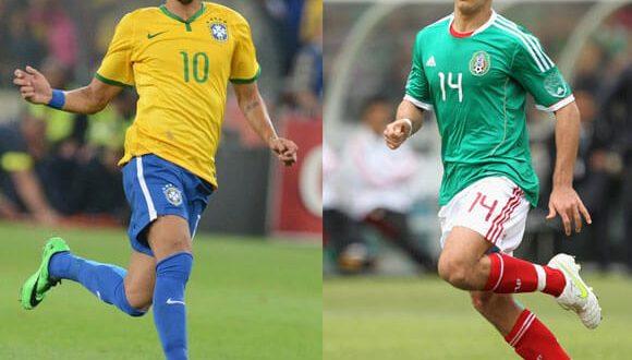 Brazil vs Mexico 2015 IST Time, Telecast Channels | Friendly Match