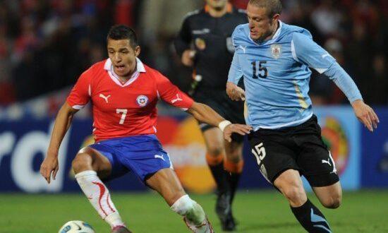 Chile Vs Uruguay free live streaming