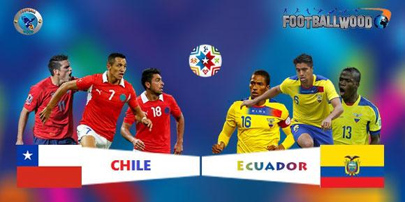 Chile vs Ecuador Telecast in India