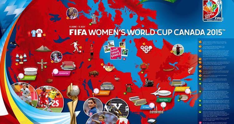 FIFA Women's World Cup 2015 IST Schedule Download
