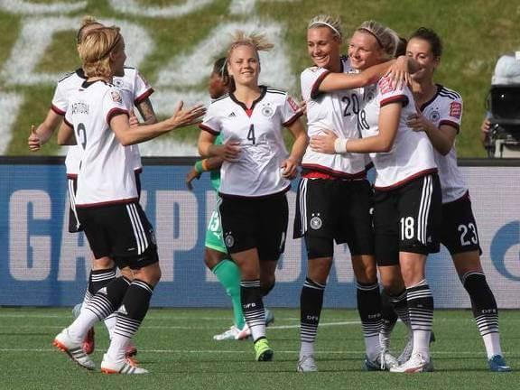 FIFA Women's World Cup 2015 Top Goal Scorers