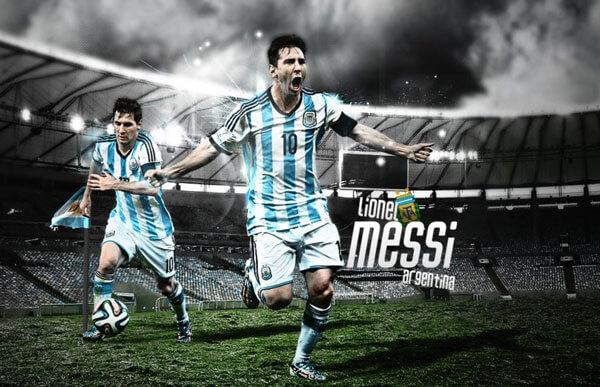 Messi Argentina 2015 Copa America