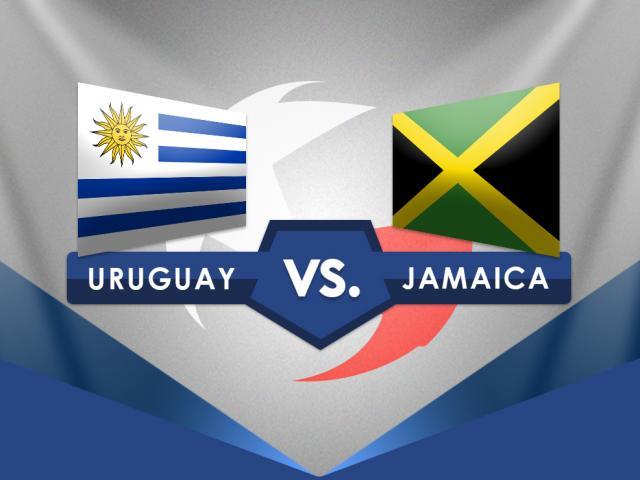 Uruguay vs Jamaica Live Streaming 2015 Copa America