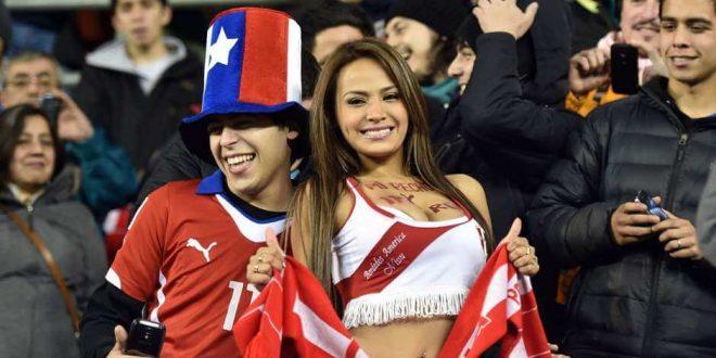 Copa America 2015 Girls Fans Beautiful Images