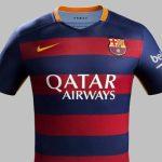 Barcelona 2015-16 Jersey