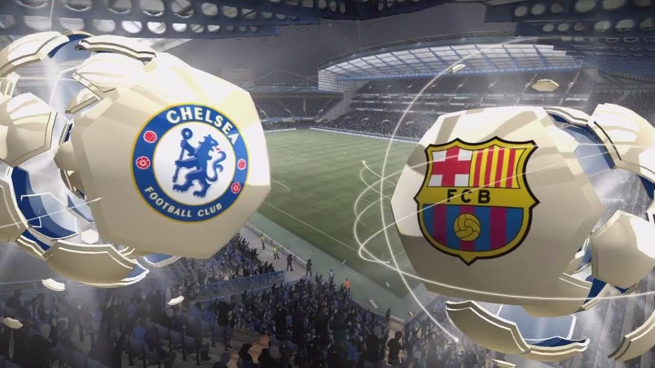 Barcelona vs Chelsea IST Time