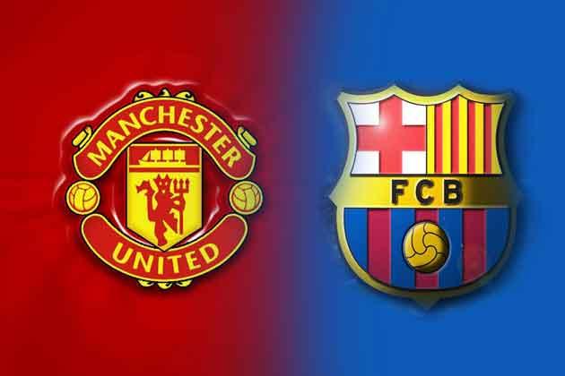 Barcelona vs Man United telecast in India
