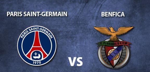 Benfica vs PSG 2015 Live Streaming