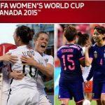 USA Vs Japan 2015 World Cup Final Match Time, Telecast