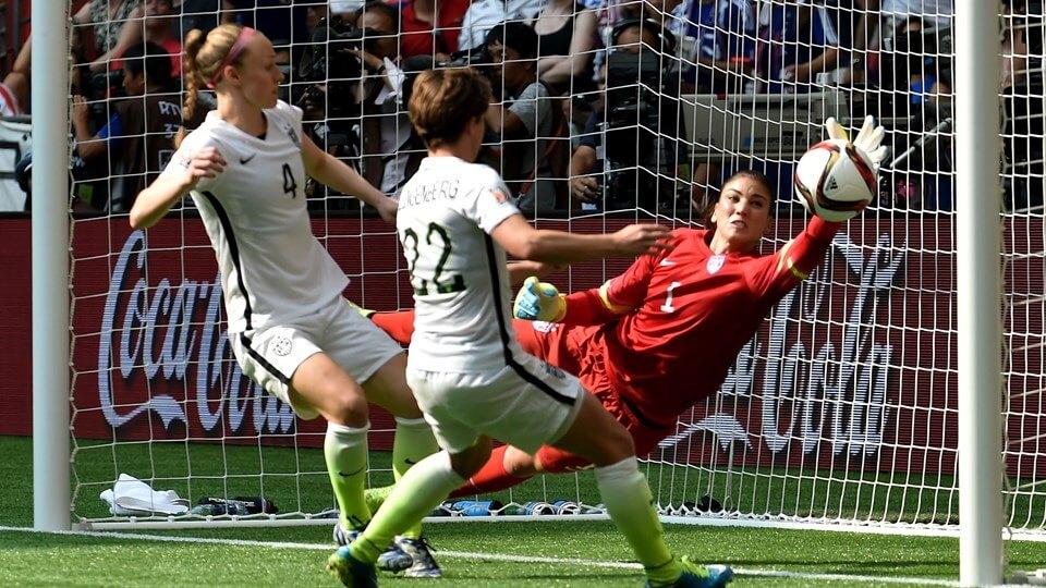 USA vs Japan 2015 Women's World Cup Final Match Photos