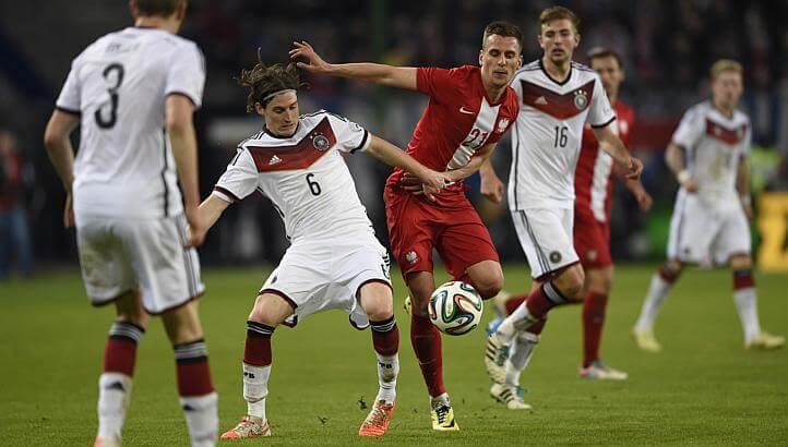 Germany Vs Poland Telecast In India