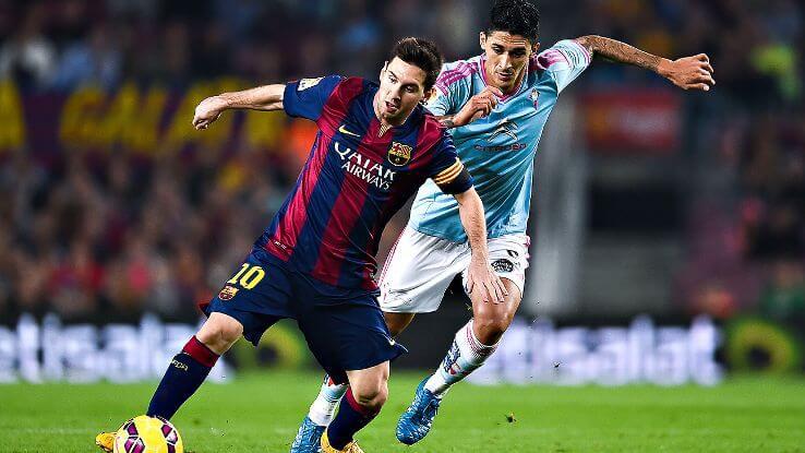Barcelona Vs Celta Vigo ist time in india