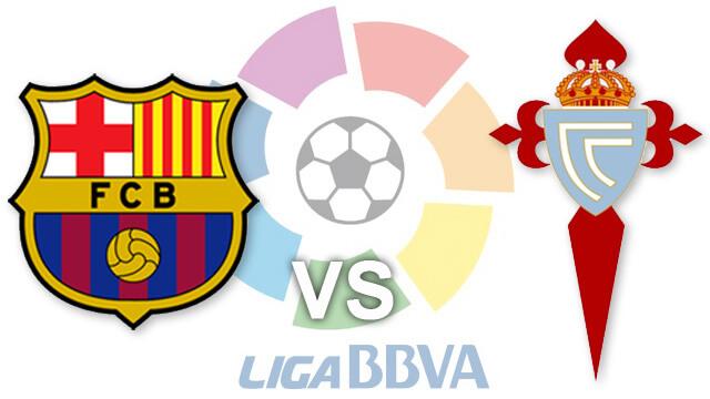 Prediksi Skor Barcelona vs Celta Vigo 15 Feb 2016 Liga Spanyol