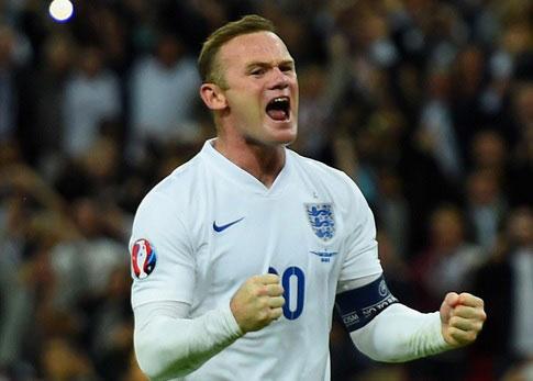 England Top Goal Scorer