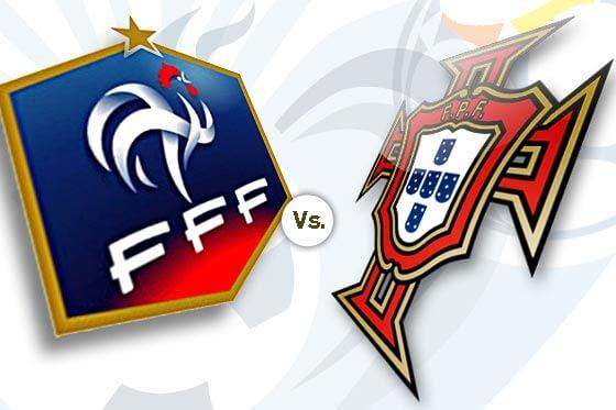 Portugal Vs France telecast in India
