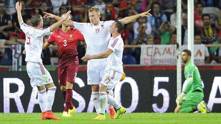 Portugal vs Albania IST time