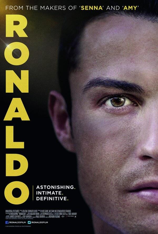 Ronaldo film poster