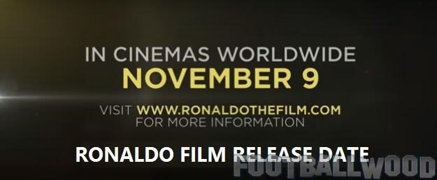 Cristiano Ronaldo Film 2015 Story, Release Date, Star Cast