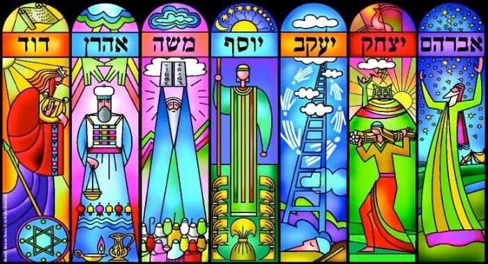 Sukkot jewish holiday posters