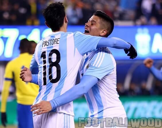 Argentina Vs Ecuador telecast in India