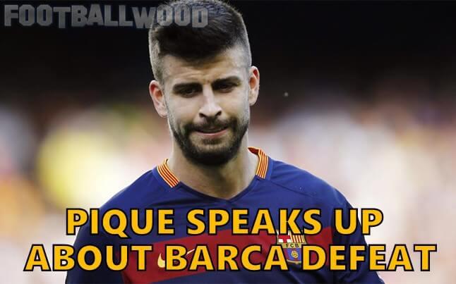 Barcelona Misses Lionel Messi, Says Defender Gerard Pique