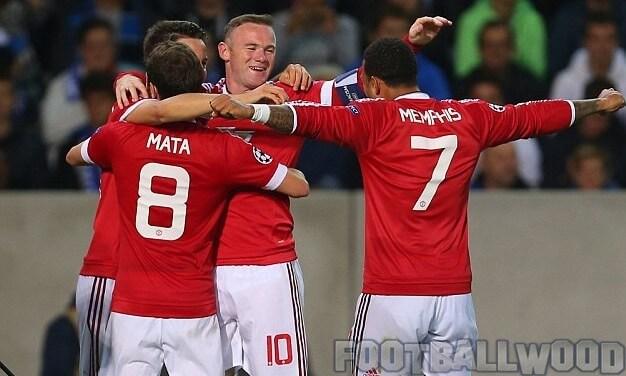 CSKA Moskva vs Manchester United