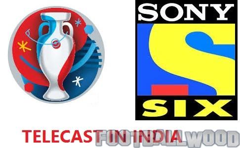 Euro 2016 telecast in India