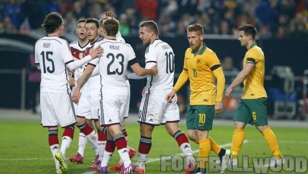 Germany Vs Georgia ist time