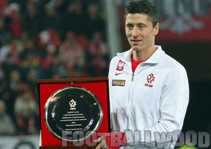 Robert Lewandowski Awards