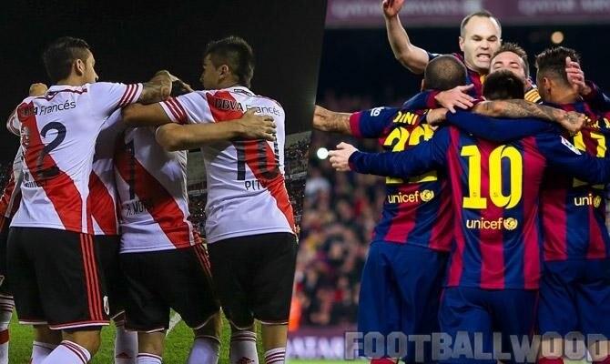 Barcelona Vs River Plate IST Time