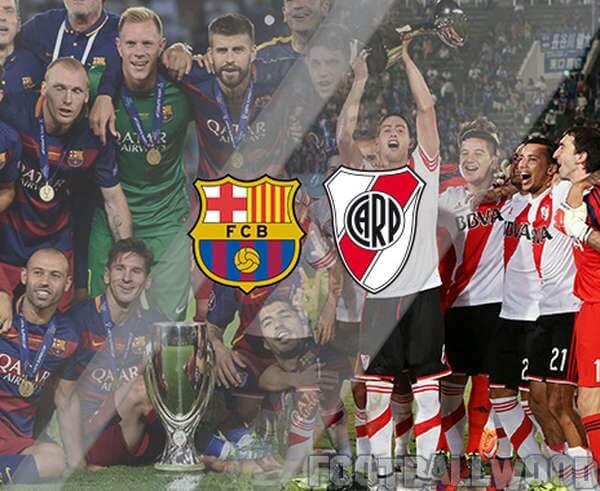 Barcelona Vs River Plate Telecast In India