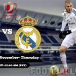 Real Madrid Vs Cadiz IST time
