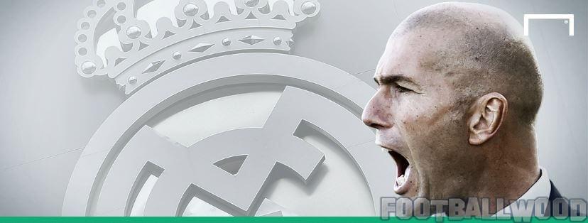 Zidane first match vs Deportivo