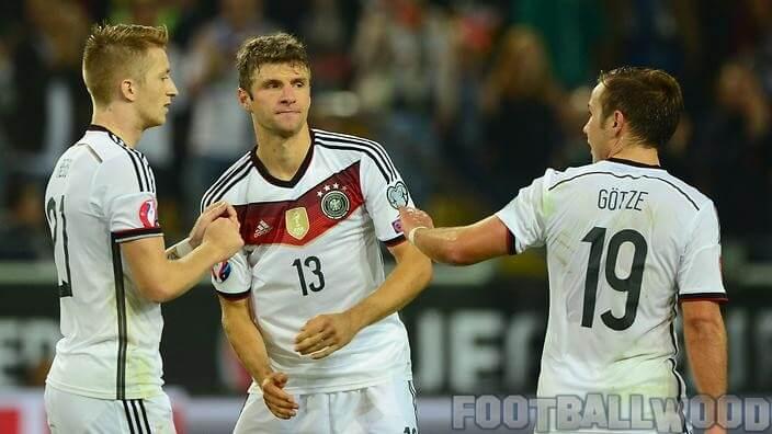 Germany Euro 2016 schedule fixtures
