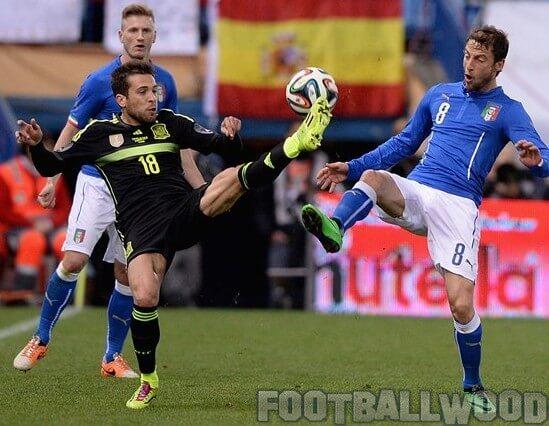 Spain Vs Italy Telecast in India