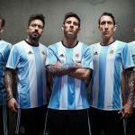 Argentina Copa America 2016 Home Jersey