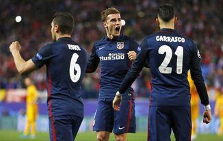 Atletico Madrid vs Barcelona Highlights Video