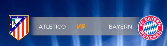 Atletico Madrid vs Bayern Munich Match Date Time in IST