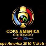 Buy Copa America 2016 Tickets Online