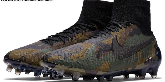 Nike Magista Obra Camo 2016 Football Boots Unveiled