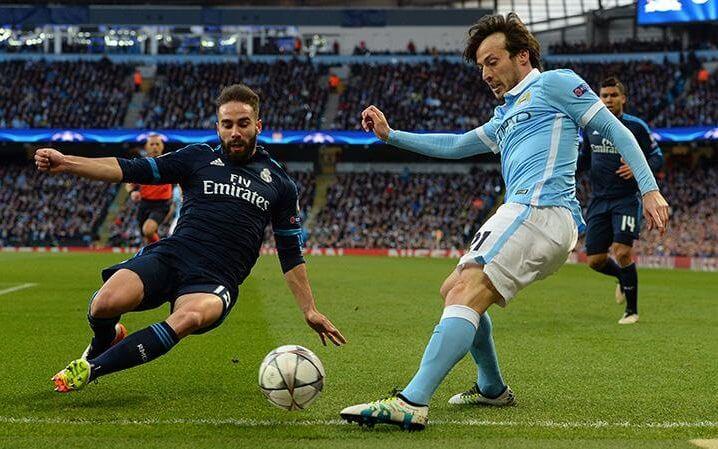 Real Madrid Vs Manchester City Highlights, Match Summary